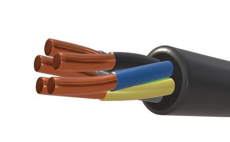 Купить кабель ВВГнг